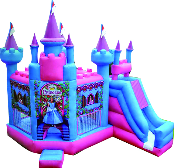 Princess combo 5 in 1castle