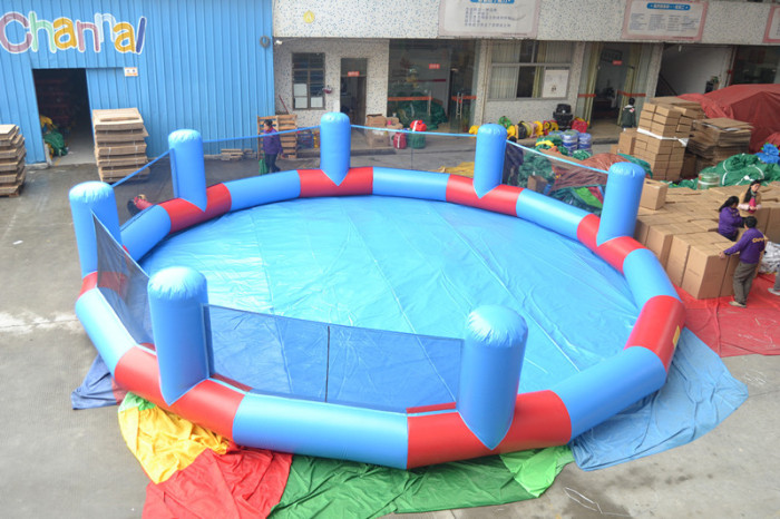 Foam pit pool