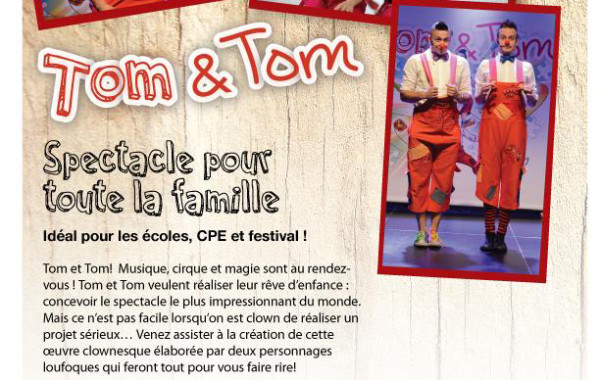 Spectacle #2: Tom & Tom
