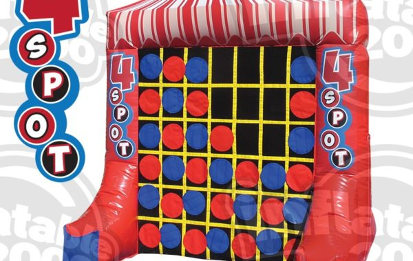 Connect 4 Giant, on the other side Giant Tic-Tac-Toe