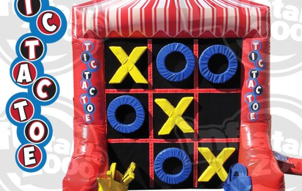 Tic-Tac-Toe Giant (reversed game is Connect 4)